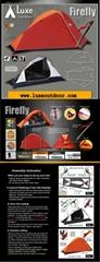 Luxe  FireFly 单人帐蓬