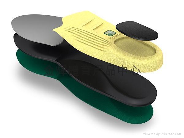 美国Spenco Cross Trainer 避震鞋垫(合登山.运动鞋) 2