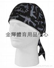 美国 Rothco Headwraps 后缚帽