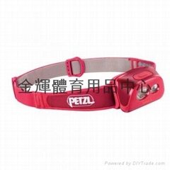 PETZL E97H TIKKA + LED HEADLAMP