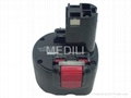 Replace Bosch 9.6v cordless tool battery