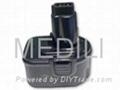 12v tool battery for Dewalt 152250-27,