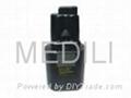 12v Dewalt tool battery for DW9050