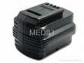 24v ni-mh cell cordless tool battery for