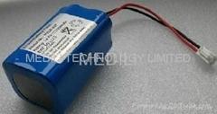 14.4v Li-ion Battery Pack For Medical Device
