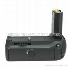 Battery Grip (Battery Holder) for Nikon Camera D80/D90