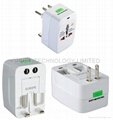 Universal World Wide Travel Adapter Plug 1