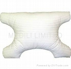 CPAP massage wedge pillow