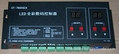 SD卡1024X8電源同步LED控制器