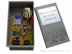 普及版SD卡1024x1電源同步LED控制器