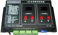 單線1024x4電源同步LED控制器