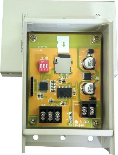 直流版1024點SD卡LED控制器 1