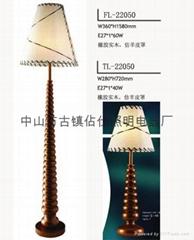 高純樹脂客房燈具