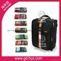 环保密码扣行李绑带