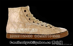 紙質鞋材鞋面