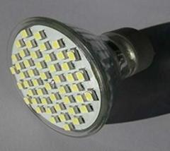 LED射燈燈罩燈蓋粘接UV紫外光固化膠