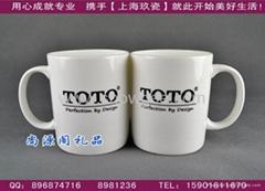 上海热转印陶瓷马克杯