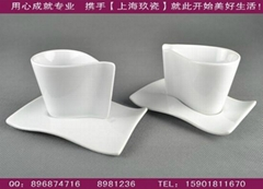 上海酒店陶瓷咖啡杯