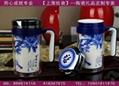 上海陶瓷杯套裝禮品 2