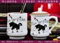 上海陶瓷杯套裝禮品 4