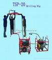 TSP-20 flush portable drilling rig oil