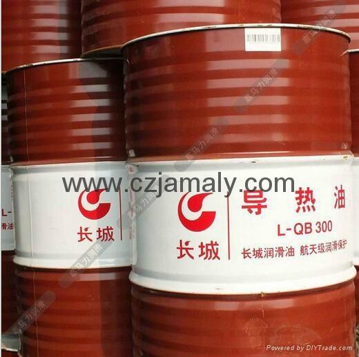 正品促銷常州長城 L-QB300 熱傳導油 1