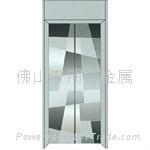 彩色不锈钢电梯装饰板