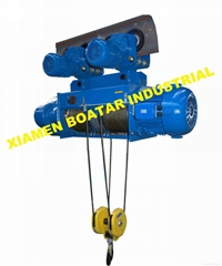 electric wire rope hoist HC series,