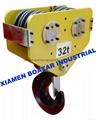 European style hook for electric hoist capacity 32Ton 1
