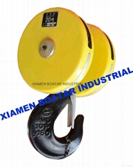 hook for cane and hoist capacity 1 to 20Ton