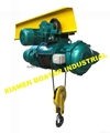 electric wire rope hoist CD series