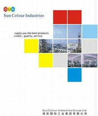 SUN COLOUR INDUSTRIES GROUP LTD.