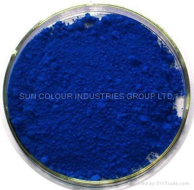 Iron Oxide Blue (Milori Blue)