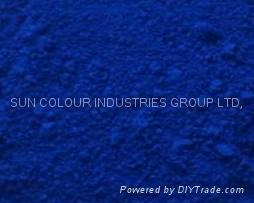 Iron Oxide Blue (Milori Blue) 2