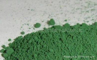 Iron Oxide Green 2