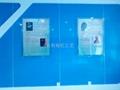 有机玻璃海报画夹壁画牌 4