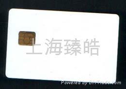 空白接触式4442卡 1