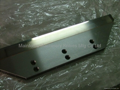TUNGSTEN CARBIDE TRIMMER KNIFE