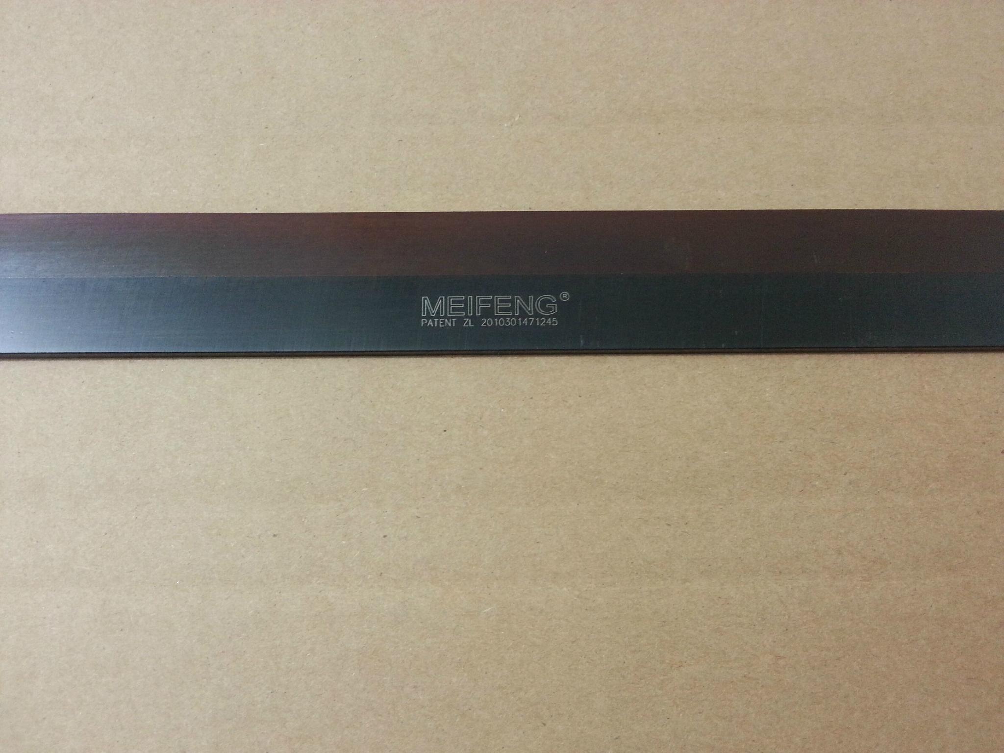 超硬鈷高速鋼黑鉋刀 1