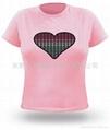 音乐T恤|动感音乐衣服 1