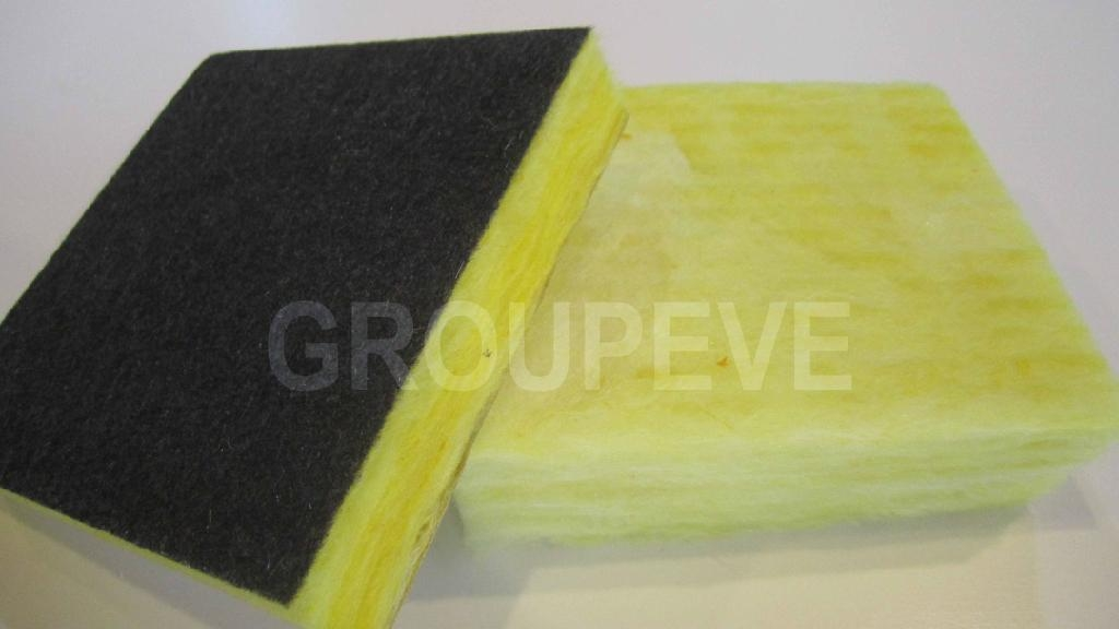 Fiberglass insulation board eve eve china for Fiberglass insulation density