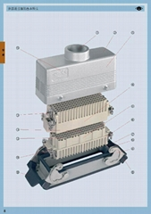 意大利ILME重载矩形连接器