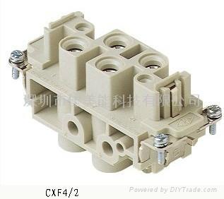 ILME連接器 12芯模塊 2