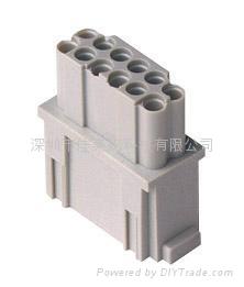 ILME連接器 12芯模塊 3
