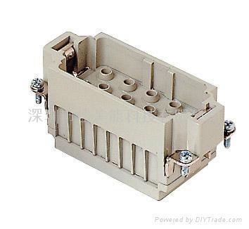 ILME連接器 12芯模塊 5