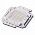 UV 410nm 100W High Power LED Panels 2