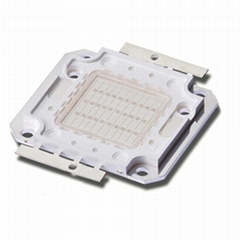 Green 530nm 30W High Power LED for Coral