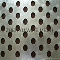 perforated metal|punching sheet-Anping County Zhenyu Metal Mesh Products Co.,Ltd 1