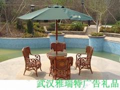 武漢豪華木傘