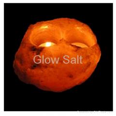 鹽蠟燭持有人-2
